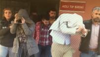BAHÇEŞEHIR - Uyuşturucu Satıcısı Sevgililer Tutuklandı