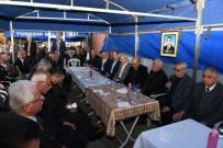 İSMAİL HAKKI ERTAŞ - Vali Demirtaş Ve Eşinden Şehit Ailelerine Taziye Ziyareti