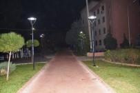 BALCı - Yunusemre'de Parklar Işıl Işıl