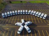 SAĞLIK PERSONELİ - 22 Adet Yeni 'Mavi Ambulans' Hizmete Girdi