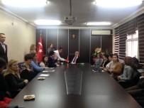 HÜSEYIN ARSLAN - 7 Ülkeden 24 Öğretmen KDZ. Ereğli'ye Geldi