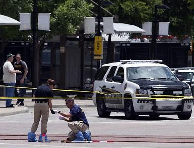 ABD'de üniversitede silahlı saldırı: 8 yaralı
