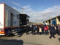 SIMÜLASYON - AFAD'dan 2 Bin 183 Öğrenciye Deprem Eğitimi