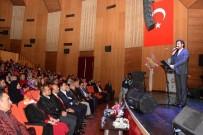 HACI BAYRAM-I VELİ - Aksaray'da 'Serdar Tuncer'le Şiir Dinletisi'Ne Yoğun İlgi