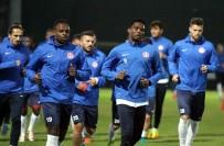 EMRE GÜRAL - Antalyaspor, Başakşehir Hazırlıklarına Başladı