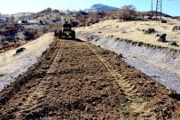 TAŞDELEN - Arapgir'de Asfalt Çalışması Tamamlandı