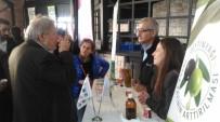 ZEYTIN DALı - Aydın Ticaret Borsası, Dünya Zeytin Günü'nde Zeytinyağı Tattırdı