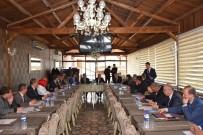 MEHMET AKTAŞ - BAKAB Encümen Toplantısı Yapıldı