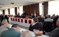 BÜYÜKŞEHİR YASASI - Başkan Akyürek, Muhtarlarla 'Meram'I Konuştu