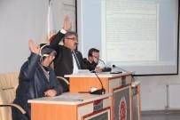 PLAN VE BÜTÇE KOMİSYONU - Bilecik İl Genel Meclisi Kasım Ayı Son Birleşimi