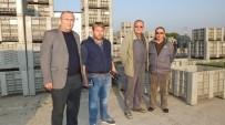 Burhaniye' De Fabrikalar Zeytinle Doldu Taştı