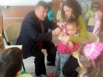 BOĞMACA - Canik'te Öğrenciler Aşılanıyor