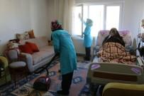 Çankırı'da Evde Temizlik Hizmeti Yüz Güldürüyor
