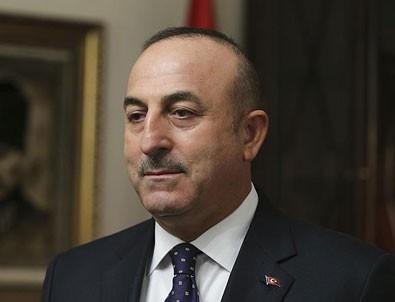 Çavuşoğlu, Rus haber ajansı Tass'a konuştu