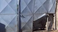 HAREKAT POLİSİ - Çaydanlıklı Bomba Büyük Gürültüyle Patladı