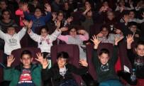 ÇANKAYA BELEDIYESI - Çocuklar Tiyatroyla Buluştu