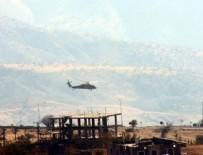 CUDI DAĞı - Cudi Dağı'nda komandolar sıcak çatışmaya girdi!