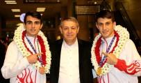 FEDERASYON BAŞKANI - Dünya Şampiyonuna Özel Karşılama