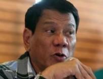 MOSKOVA - Duterte ABD'yi açık açık tehdit etti