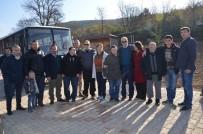 PAİNTBALL - Eko Turizm Tesisinin İlk Misafirleri Engelliler Oldu