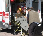 YARALI ASKERLER - El Bab Operasyonunda Yaralanan 2 Asker Kilis'e Getirildi
