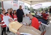 FEN BILGISI - Erdemli'deki Yardımcılar Ortaokulu'nda Kan Bağışı
