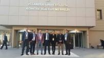 İSTANBUL ÜNIVERSITESI - Eskişehir AFAD'ın Projesi, 1. Engellilik Araştırma Kongresi'nde Sunuldu