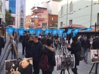 ANMA ETKİNLİĞİ - Eskişehir Ülkü Ocakları'ndan Alparslan Türkeş Fotoğraf Sergisi