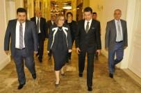 FEDERASYON BAŞKANI - Fatma Şahin Çağrısına İlk Destek Hokey Federasyonundan Geldi