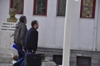 FETÖ'den Gözaltına Alınan Eski Kaymakam Adliyeye Sevk Edildi