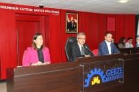 GEBZE BELEDİYESİ - Gebze'de 2016 Yılının Son Meclisi Toplanıyor