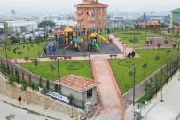 GEBZELI - Gebze'de Parklara Yenileri Ekleniyor