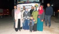 BÜYÜKBAŞ HAYVANLAR - Genç Çiftçilere Hayvanları Teslim Edildi