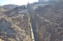 YENIKENT - Gölbaşı'nda Kanalizasyon Çalışması