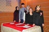 İŞGAL GİRİŞİMİ - İlçe Protokolü 24 Kasım'ı Birlikte Kutladı