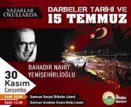ANADOLU İMAM HATİP LİSESİ - İlkadım'da Darbeler Tarihi Ve 15 Temmuz Konferansı