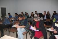 OTOBÜS TERMİNALİ - KAPEM'de 34. Dönem Eğitimleri Devam Ediyor