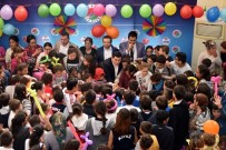 HAKAN TÜTÜNCÜ - Kepezli 215 Öğrenciye Doğum Günü