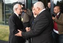 KÜBA - Kılıçdaroğlu'dan, Küba Ankara Büyülelçiliğine Taziye Ziyareti
