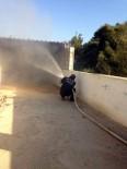 TATBIKAT - Kilis Belediyesi İtfaiye Ekipleri 24 Saat Göreve Hazır