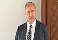 YÜZ YÜZE - KKTC Cumhurbaşkanı Akıncı, Eide'yi Kabul Etti