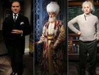 HİDAYET TÜRKOĞLU - 'Madame Tussauds Istanbul' ziyarete açıldı