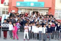DİŞ FIRÇASI - Mersin GİAD'dan İlkokul Öğrencilerine Diş Sağlığı Eğitimi