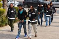 Milas'ta Şüpheli Araçtan Uyuşturucu Çıktı