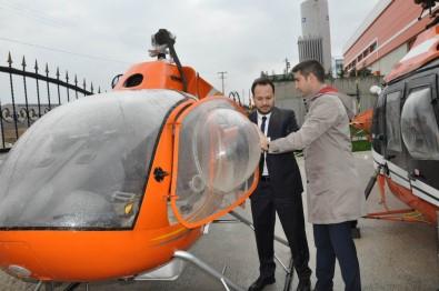 Milli helikopter için Ar-Ge çalışmaları başladı