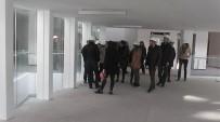 KAYSERI TICARET ODASı - Mimarlar Odası Üyeleri, KTO Yeni Hizmet Binası İnceledi
