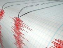 EVEREST DAĞı - Nepal'de 5,4 büyüklüğünde deprem