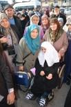 UMRE - Niksar'da 38 Kişilik Umre Kafilesi Kutsal Topraklara Uğurlandı