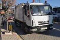 ÖZALP BELEDİYESİ - Özalp Belediyesine Yeni Çöp Kamyonu
