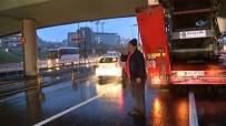 ŞIRINEVLER - Pişkin Sürücünün İsteği 'Pes Artık' Dedirtti